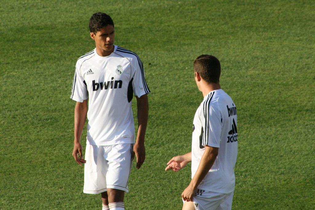 Varian is a top-level footballer