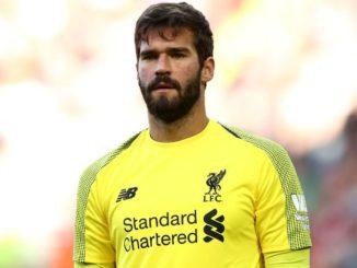 Alisson Liverpool